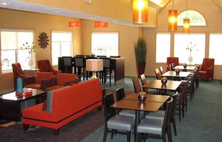 Residence Inn Houston The Woodlands/Market Street - Restaurant - 3