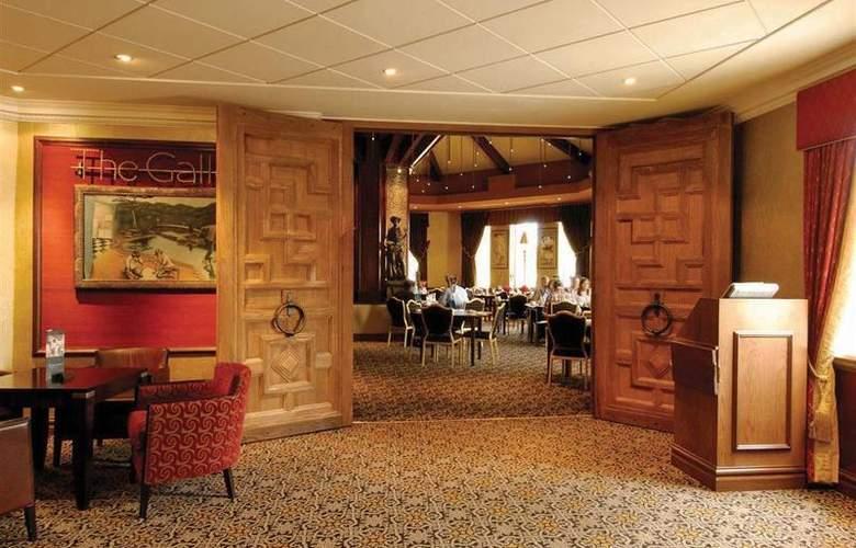 Best Western Premier Leyland - Restaurant - 140