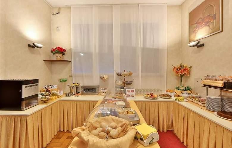 Best Western Jet Hotel - Restaurant - 56