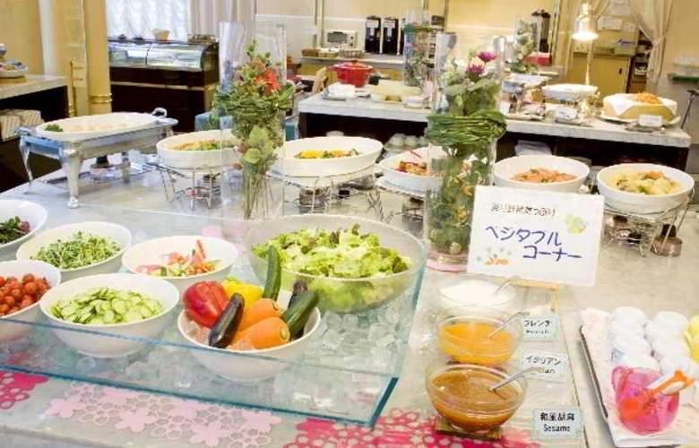 Art Hotels Omori - Restaurant - 6