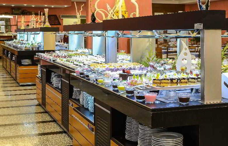 Pasa Beach Hotel - Restaurant - 14