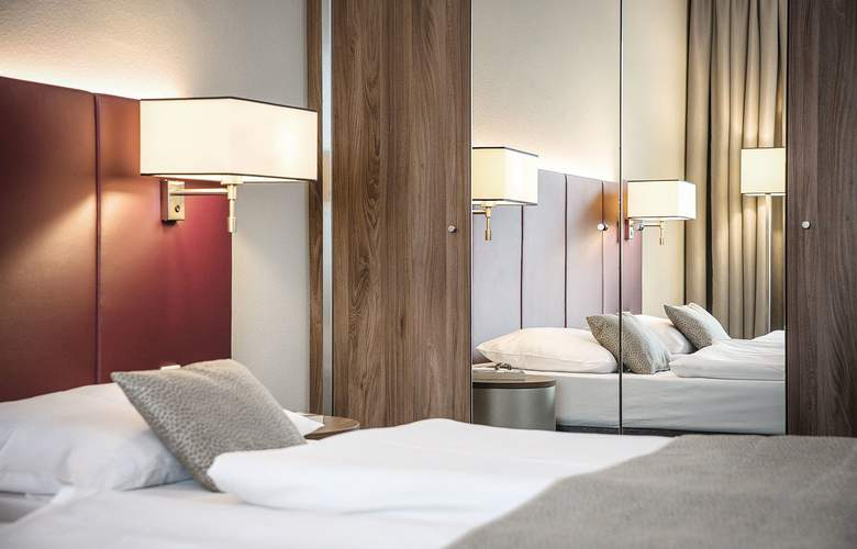 Austria Trend Hotel Europa Salzburg - Room - 8