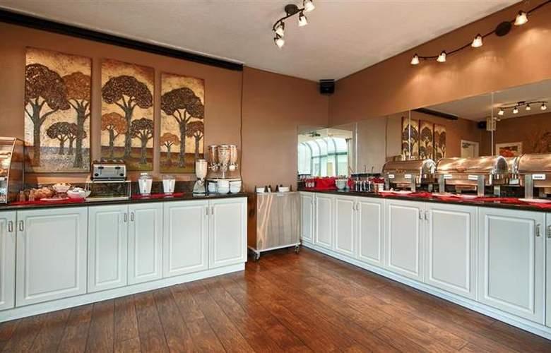 Best Western Inn at Face Rock - Restaurant - 84