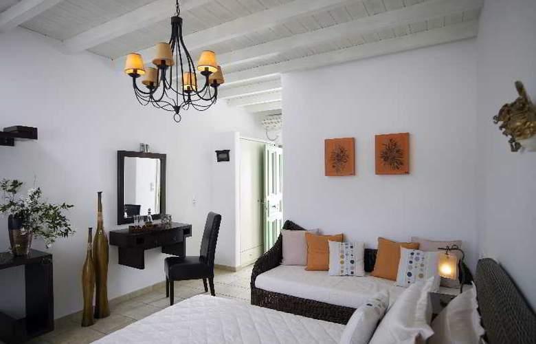 Levantes Ios Boutique Hotel - Room - 16