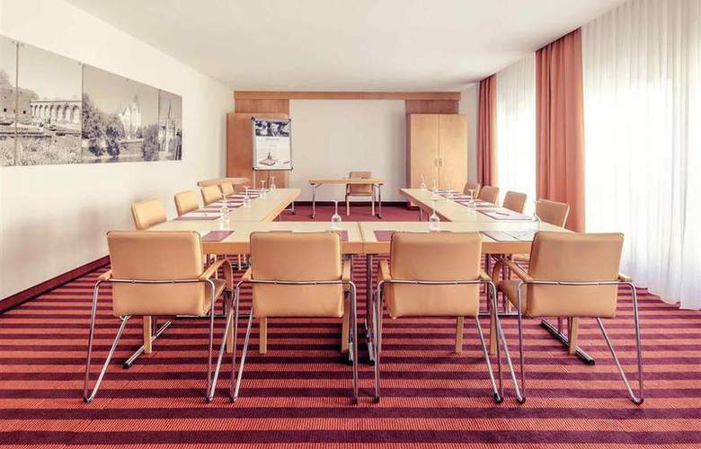 Mercure Hotel Ingolstadt - Conference - 47