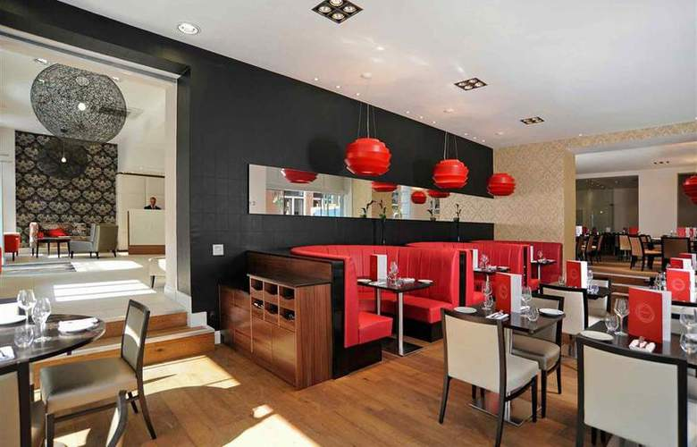 Mercure London Bloomsbury - Restaurant - 48