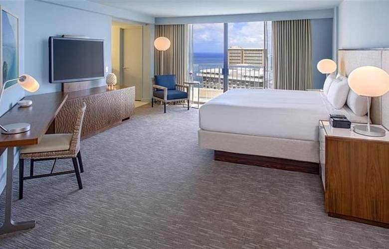 Hyatt Regency Waikiki Beach Resort & Spa - Hotel - 8