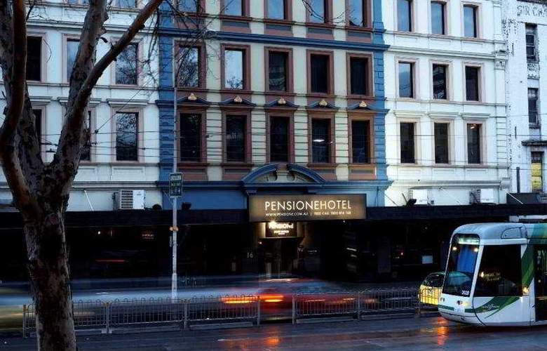 Pensione Hotel Melbourne - Hotel - 0