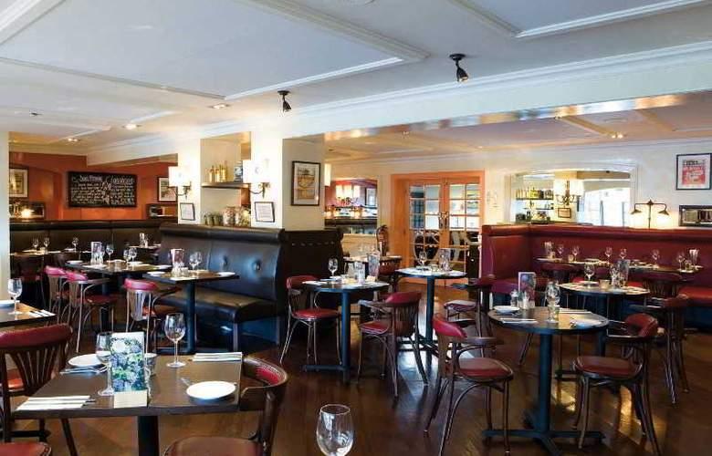 Macdonald The Swan's Nest Hotel - Restaurant - 9