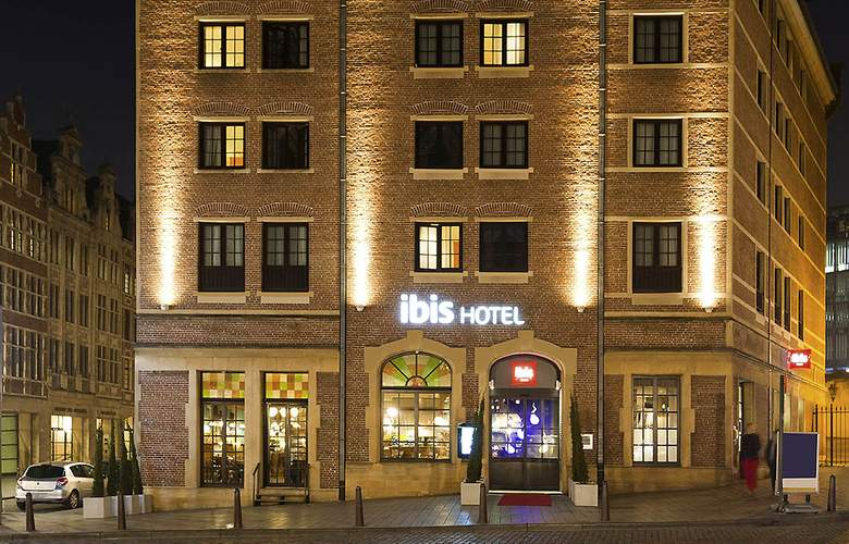 ibis Brussels off Grand Place - Hotel - 0