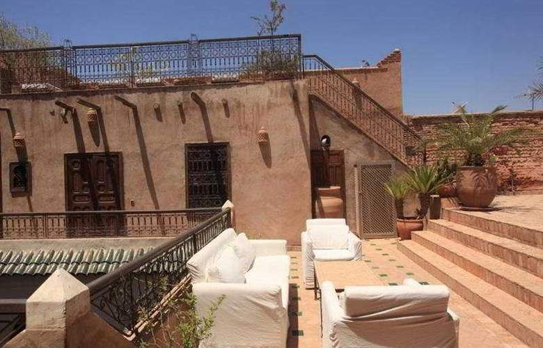 Riad Aladdin - Terrace - 10
