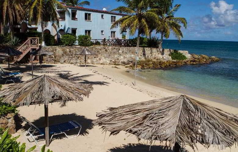 Ocean Point Residence Hotel & Spa - Beach - 17
