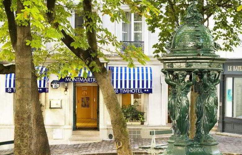 Timhotel Montmartre - Hotel - 0