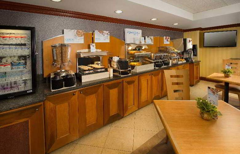 Holiday Inn Express West Doral Miami Airport - Restaurant - 38