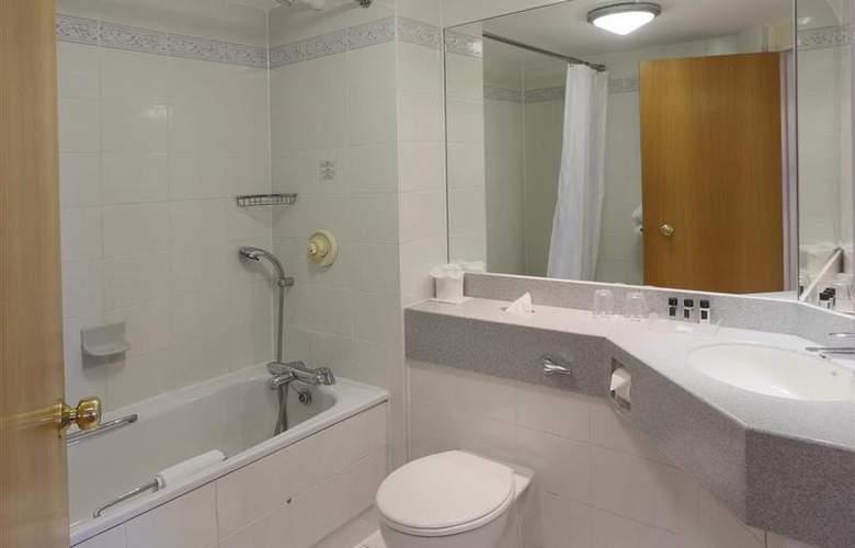 Best Western Stoke-On-Trent Moat House - Room - 61