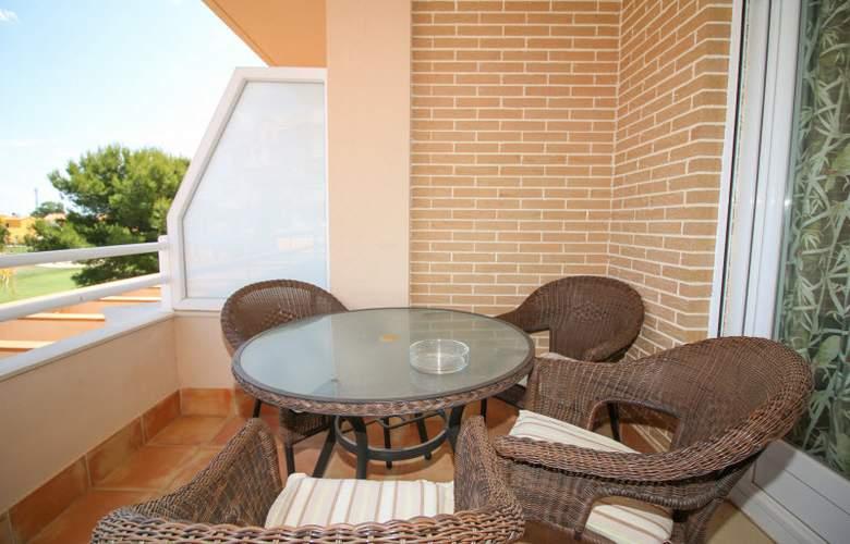Apartamentos Oliva Nova Golf - Terrace - 20