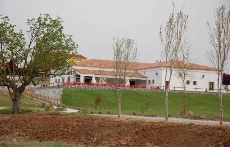 Hotel Hacienda Arroyo La Plata - General - 1