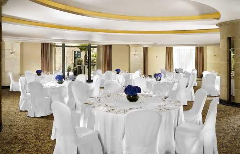 Malta Marriott Hotel & Spa - Restaurant - 12