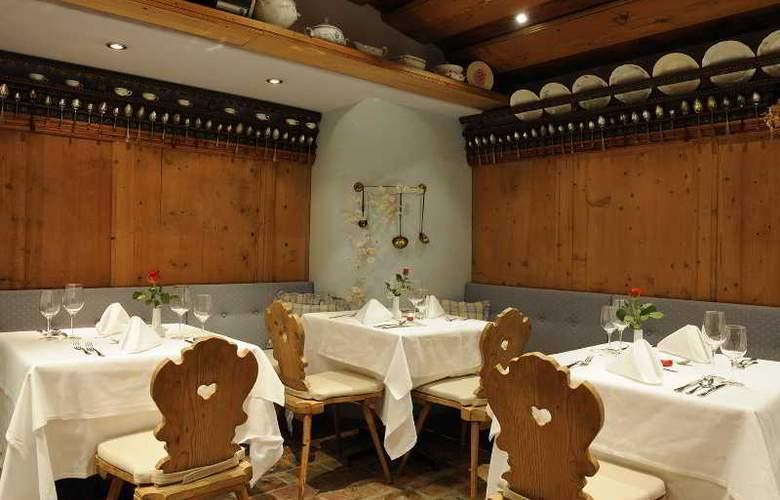 Krumers Post Hotel & Spa - Restaurant - 18