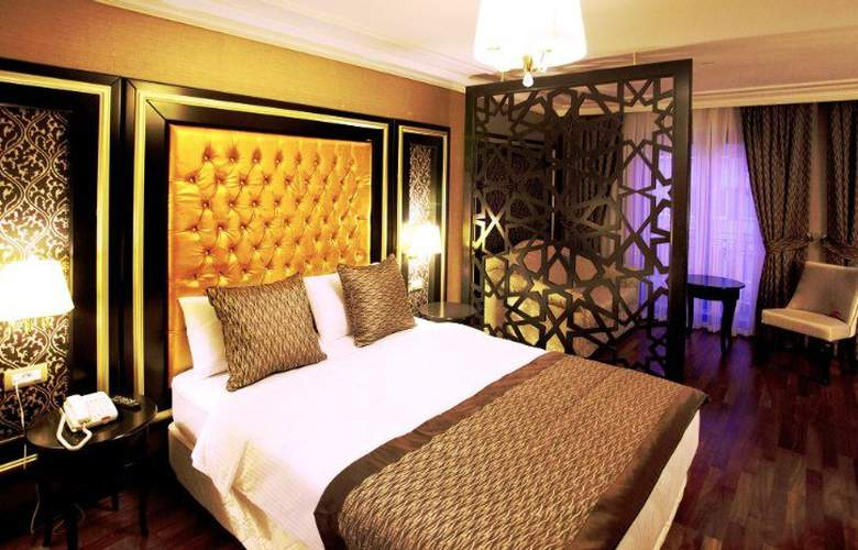 Bade Hotels Sisli - Room - 3