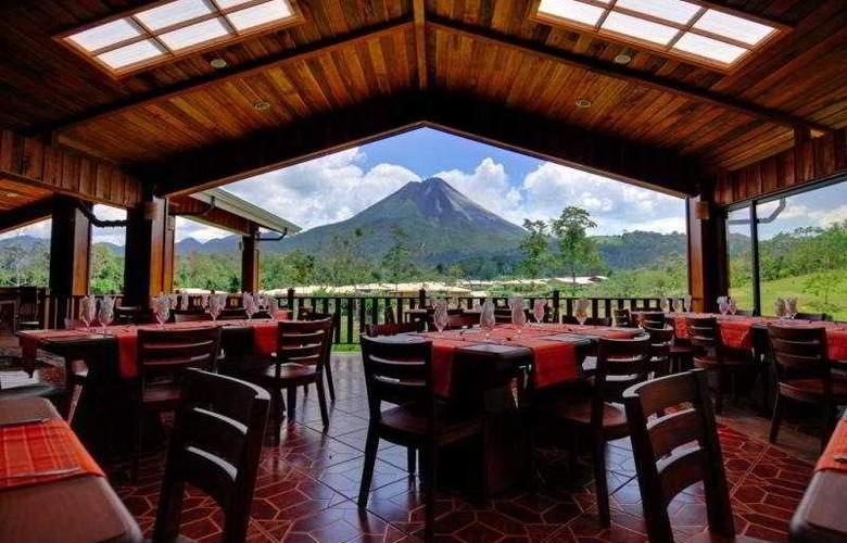 Arenal Manoa & Hot Springs Resort - Restaurant - 11