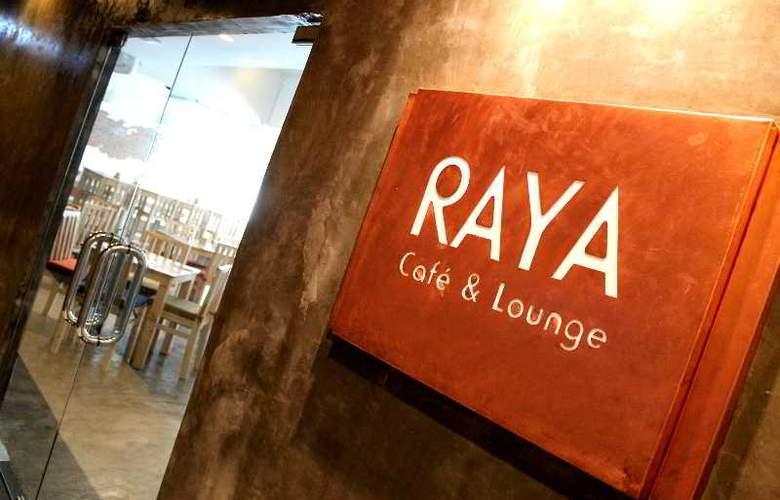 The Raya Surawong Bangkok - Restaurant - 6