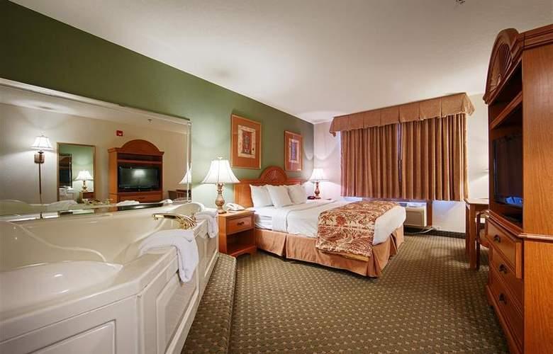 Best Western Lake Hartwell Inn & Suites - Room - 56