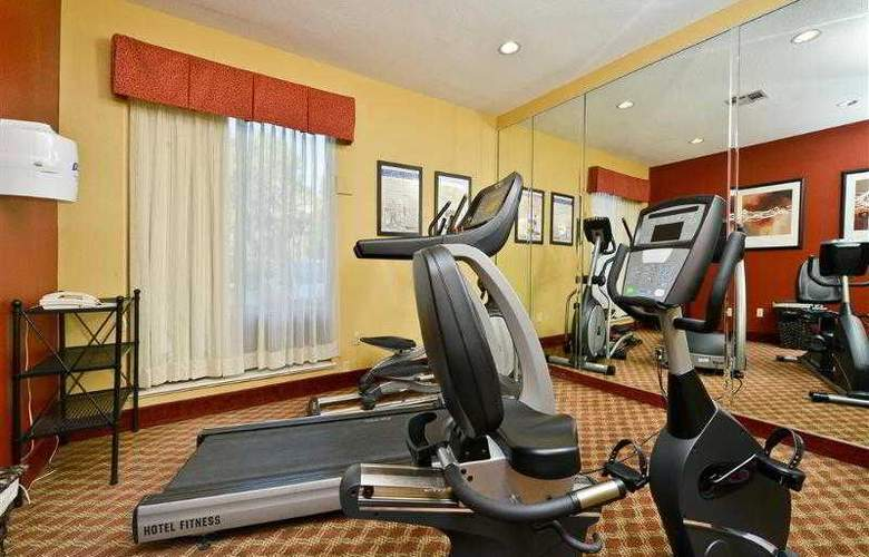 Best Western Greenspoint Inn and Suites - Hotel - 46