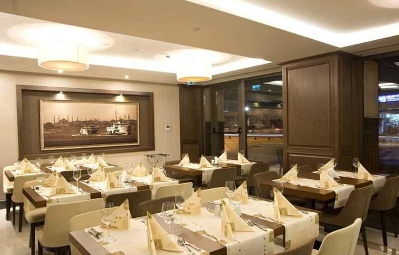 Nidya Hotel Galataport - Restaurant - 24