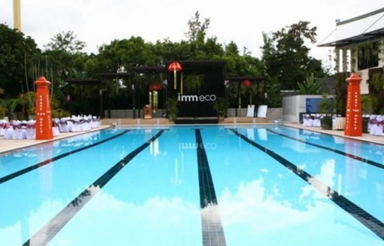 Eco Resort Chiang Mai Hotel - Pool - 12