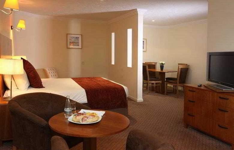 Best Western Barons Court Hotel - Hotel - 2