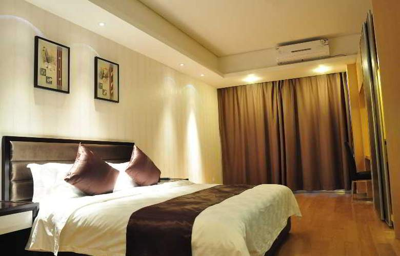 Baihe International Apartment Kecun Hopson Square - Room - 8