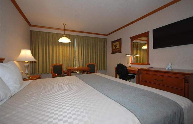 Best Western Los Angeles Worldport Hotel - Room - 10