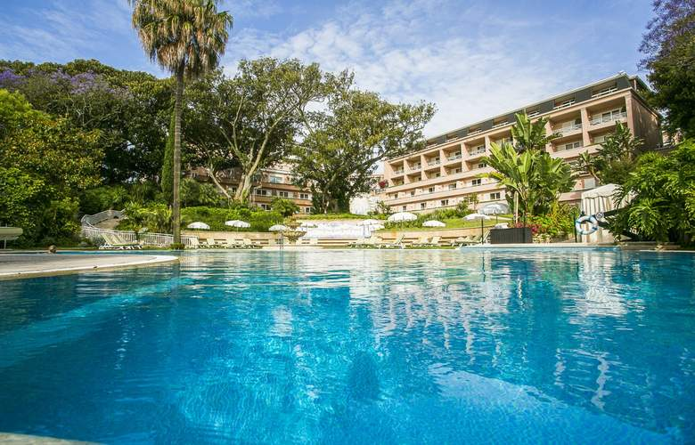 Olissippo Lapa Palace - The Leading Hotels of the World - Pool - 15