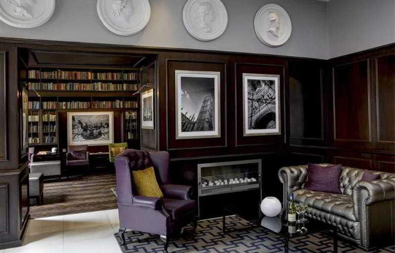 Best Western Mornington Hotel London Hyde Park - Hotel - 29