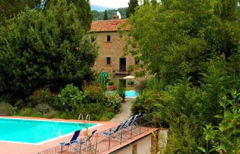 Relais Parco Fiorito - Pool - 4