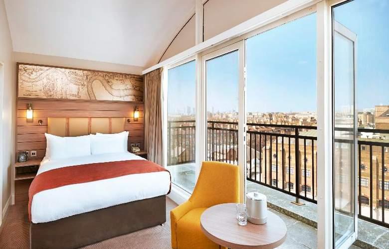 Hilton London Docklands Riverside - Room - 31