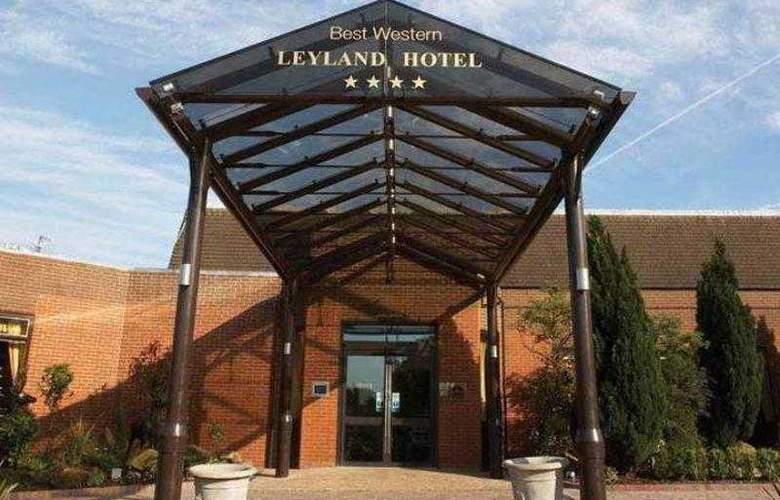 Best Western Premier Leyland - Hotel - 27