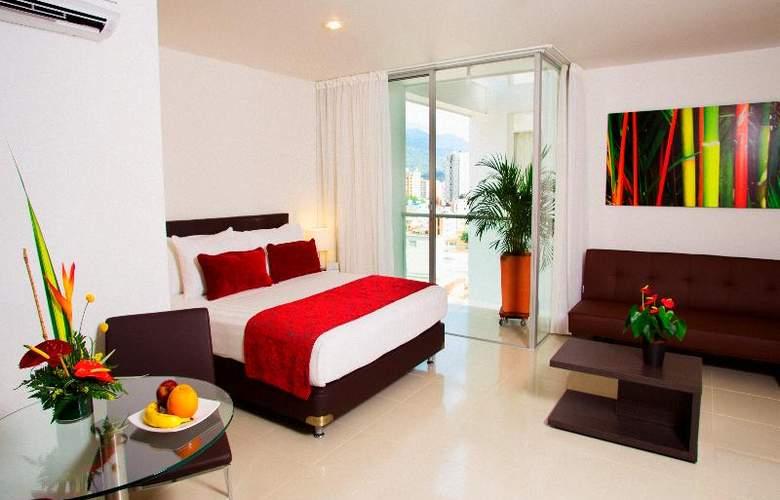 Estelar Apartamentos Bucaramanga - Room - 5