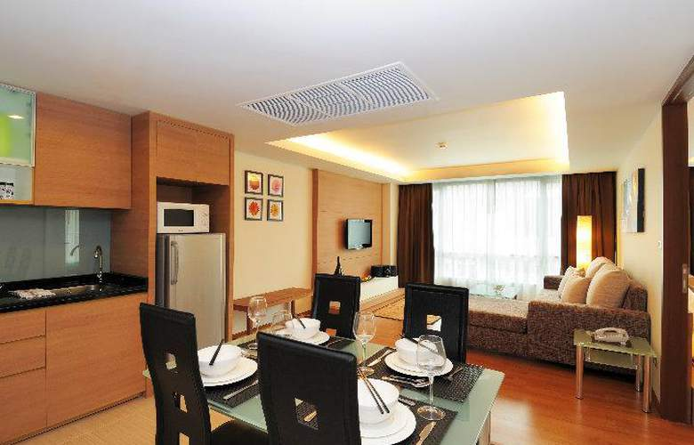 Golden Pearl Residences - Room - 13
