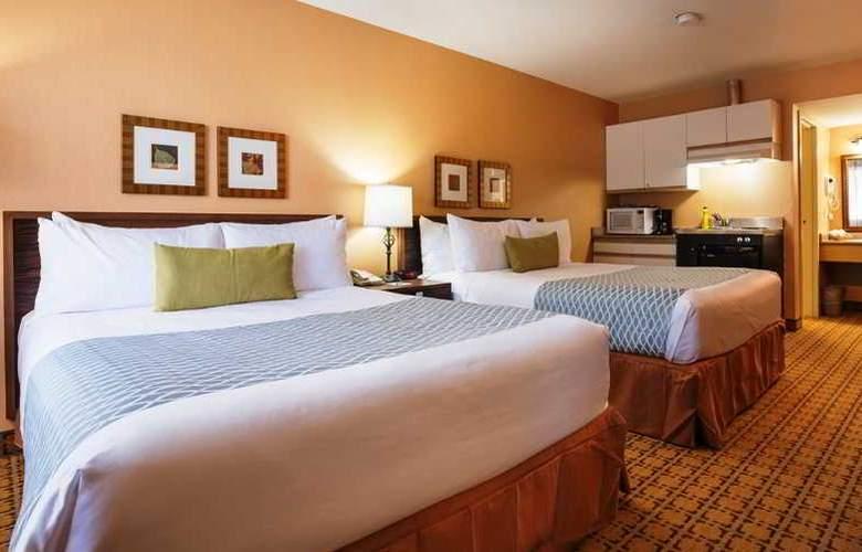Accent Inn Kelowna - Room - 22