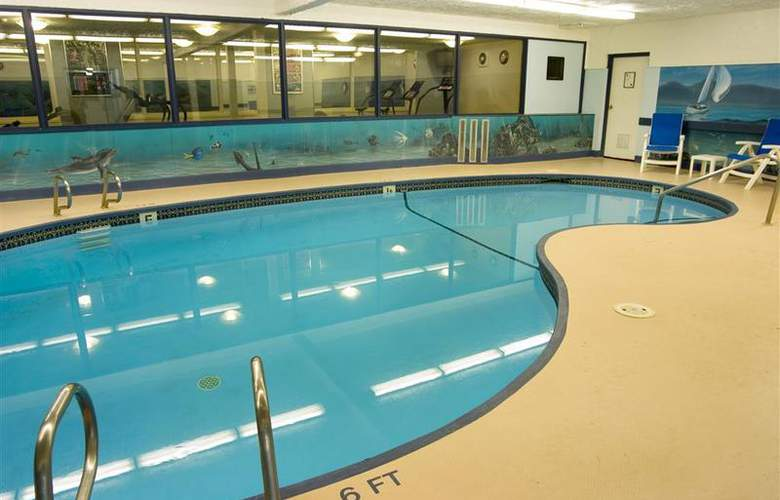 Best Western Plus The Westerly Hotel & Conv Cntr - Pool - 70