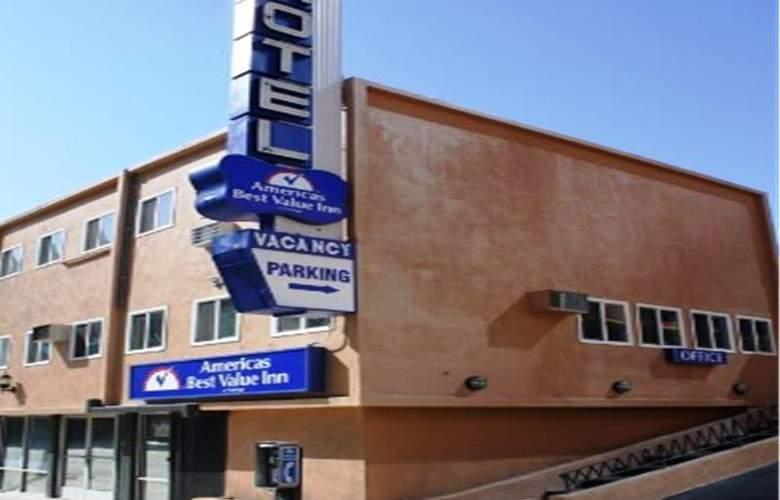 Americas Best Value Inn Los Angeles Downtown - Hotel - 3