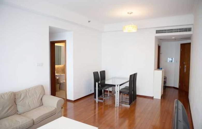 Yopark Serviced Apartment-Hui Ning Garden - Room - 14