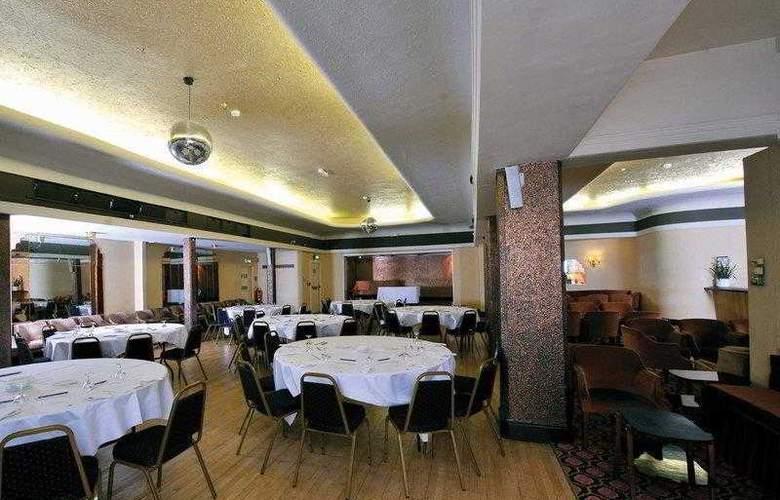 Best Western Bristol - Hotel - 31