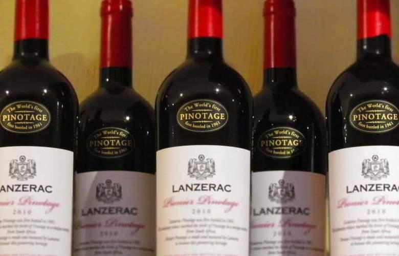 Lanzerac Hotel & Spa - Restaurant - 26