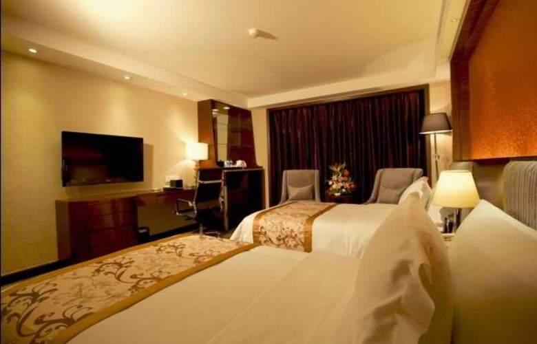 Leeden Hotel Chengdu - Room - 5