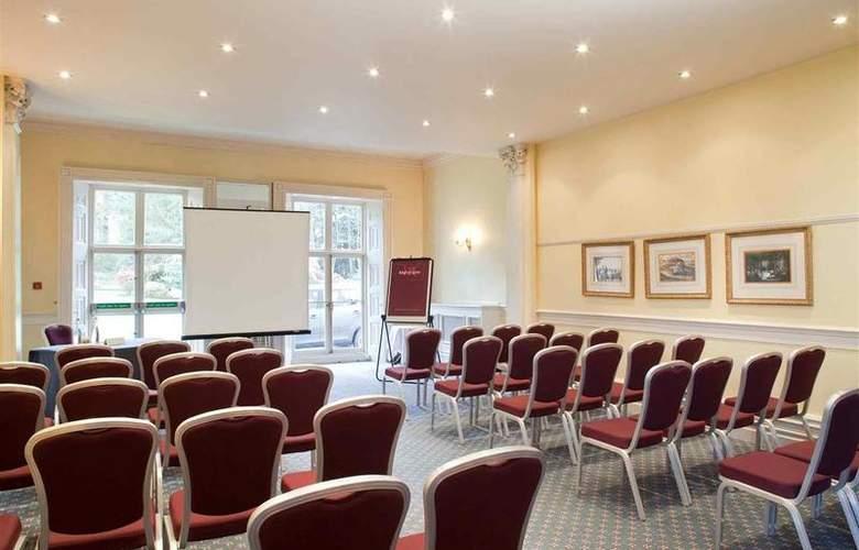 Mercure Brandon Hall Hotel & Spa - Conference - 58