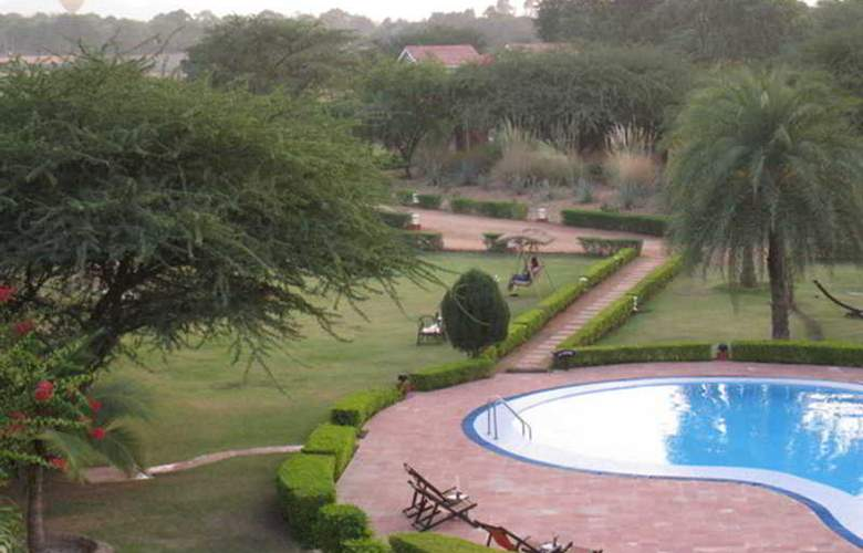 Pushkar Resorts - Pool - 4