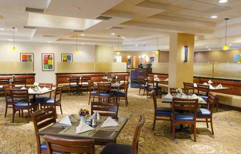 DoubleTree by Hilton Carson - Restaurant - 28